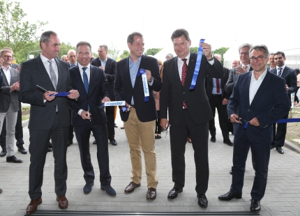 Condair Opening in Norderstedt/Hamburg